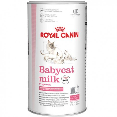 Babycat Milk Royal Canin lait maternisé chaton