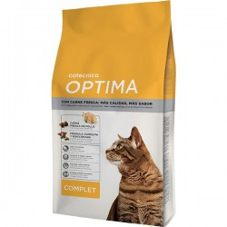 Croquettes chat adulte - Cotecnica Optima - 4 kg