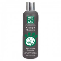 NATURAL BROWN SHAMPOOING 300ML